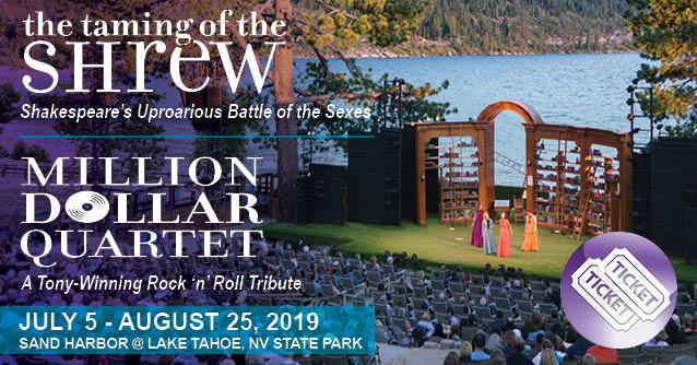 Lake Tahoe Shakespeare Festival 2020 Shakespeare at Sand Harbor – The Perennial Traveler